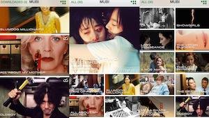 MUBI iOS app