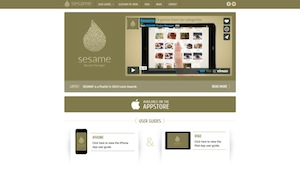 SESAME recipe manager