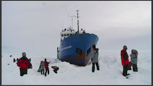 Fast Ice: Rescue from Antarctica
