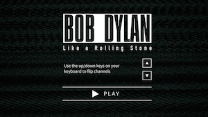 Bob Dylan 'Like a Rolling Stone'
