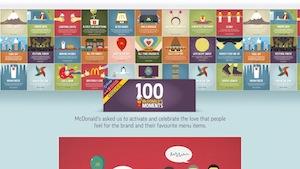100 McDonald's Moments