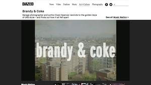 Brandy & Coke
