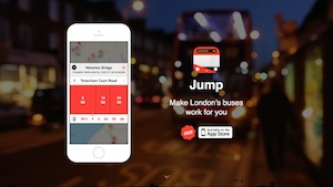 Jump - London Bus Tracker