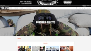 Simon Ostrovsky - Russian Roulette, VICE News