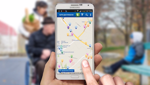 "The Mobile App ""Accessibility Map"""